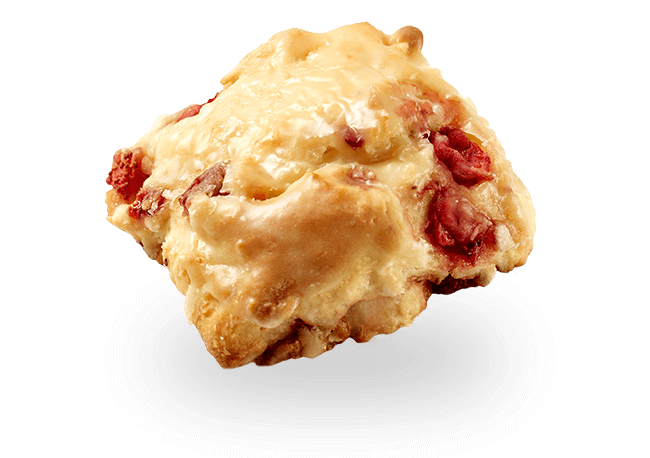 Strawberry Passion Fruit Scone