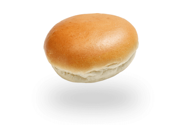 Traditional Hamburger Bun