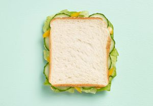 Higher Fibre Sandwich