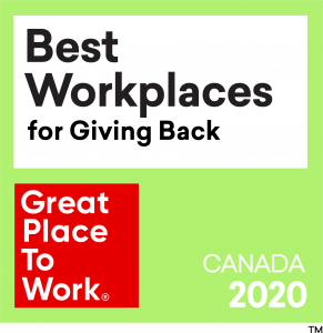 Best_Workplaces for Giving Back 2020