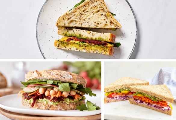 Vegetarian Lunch Options