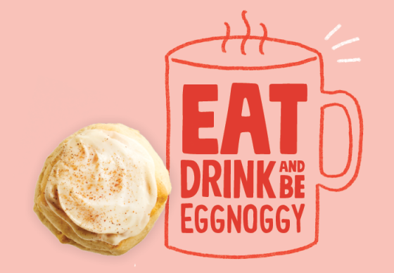 Eat, Drink & Be Eggnoggy