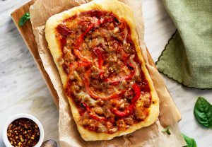 Beyond Sausage® Arrabbiata Mini Pizza