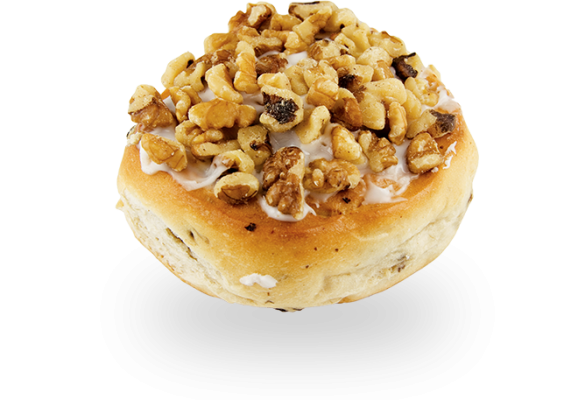 Apple & Walnut Roll