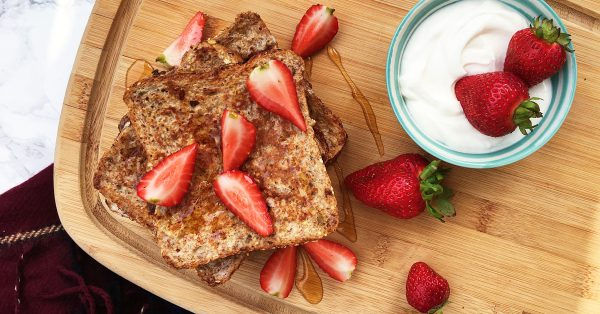 Healthy French Toast 1200
